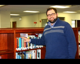 Michael Wilkins, Catawba Valley Community College, Excellence Award 2014