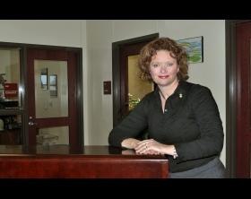 Jennifer Lippel, Mitchell Community College, Excellence Award 2012