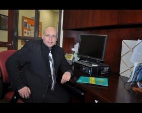 Darin Aldridge, Mitchell Community College, Excellence Award 2013