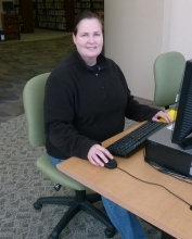Terrie Crawley, Bladen Community College, Excellence Award 2012
