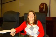 Catawba Valley CC Academic Excellence Award Recipient Kim Lee Taylor