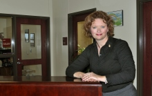 Jennifer Lippel, Mitchell Community College, Excellence Award 2012