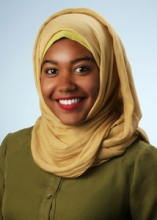 Moza Hamud, Central Piedmont Community College, 2015 Academic Excellence Award Recipient