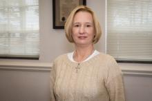 Pitt CC 2016 Academic Excellence Award recipient Mary Gardner