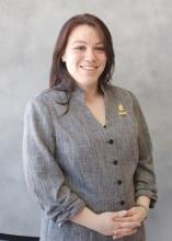 Stella Galyean, Asheville-Buncombe Technical Community College, 2015 Dr. Dallas Herring Achievement Award Recipient